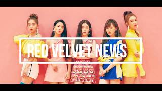 RED VELVET menampilkan koreografi lagu Really Bad Boy di RUNNING MAN