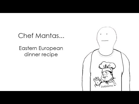 Eastern European Dinner Recipe
