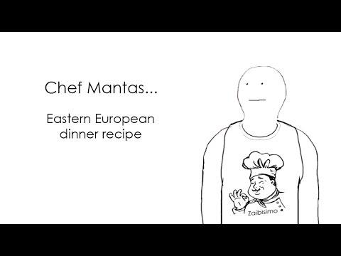 Eastern European Dinner Recipe