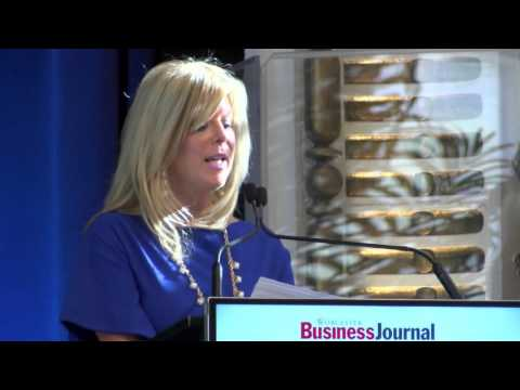 Worcester Business Journal - Outstanding Women In Business Awards 2015