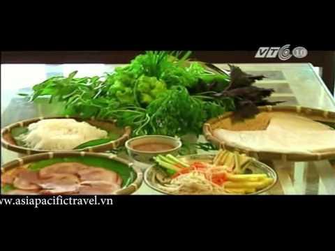 Cach lam Banh Trang - How to make Banh Trang Vietnam