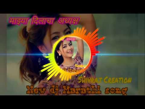 Dilacha Adhyaksh Marathi Dj Song Full Roadshow Mix