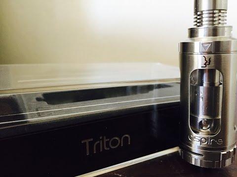 Aspire Triton Tank Review (vapeclub.co.uk)