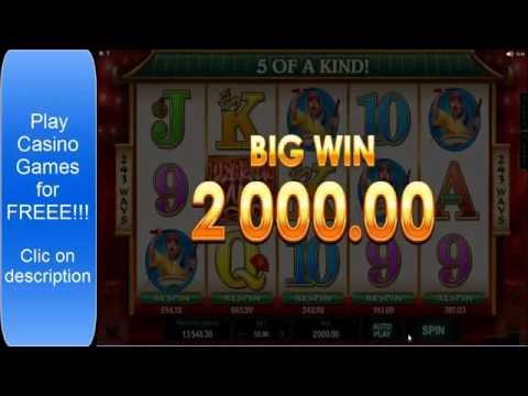 Dragon Dance Casino Games 2016   IGT CASINO GAMES ONLINE FREE