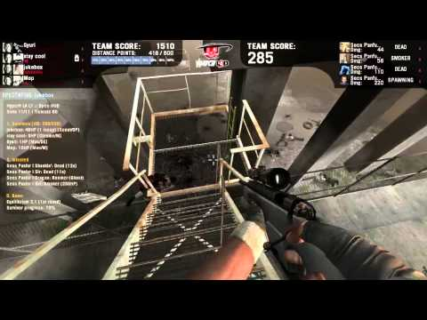 L4D2 EQ cup #3 Pink Panther Gang vs Of Four Ubermensch