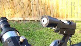 home made astronomy laser