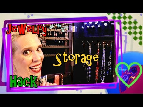 Jewelry Storage Armoire AOOU and half off coupon code