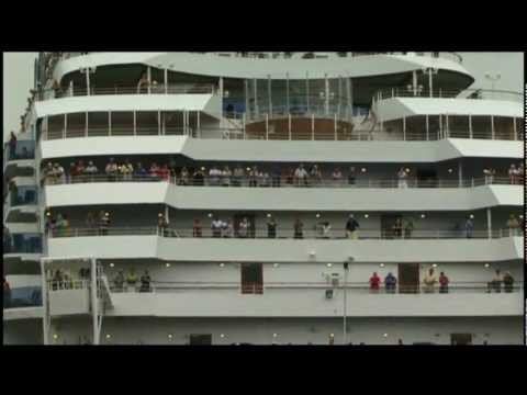 From Panama with Love: Panama Canal Transit on the Coral Princess