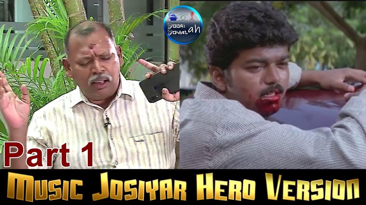 Download MUSIC JOSIYAR TROLL | Music Josiyar Hero Version | BABU JOTHIDAR Troll