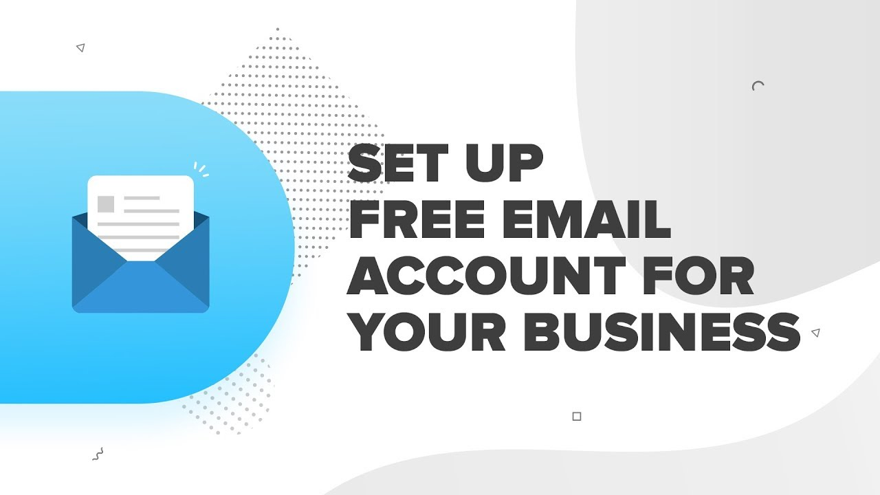 How to Set up Free Email Account for your business | ResellerClub