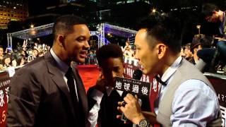 After Earth - Entrevista en Taipei - Ya en cines