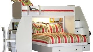 Brilliant Loft Beds With Stairs Design Ideas