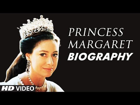 Princess Margaret Biography | Princesses Of The World