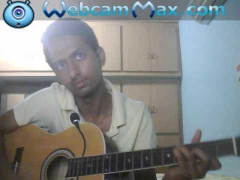 Kannazhaga Kaalazhaga- moonu Guitar cover and chords
