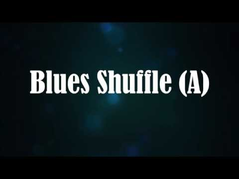 Chicago Style Blues Backing Track (A)