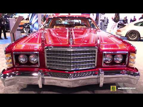 1976 Ford Limited Landau By Rudy Sandoval - Walkaround - SEMA 2016