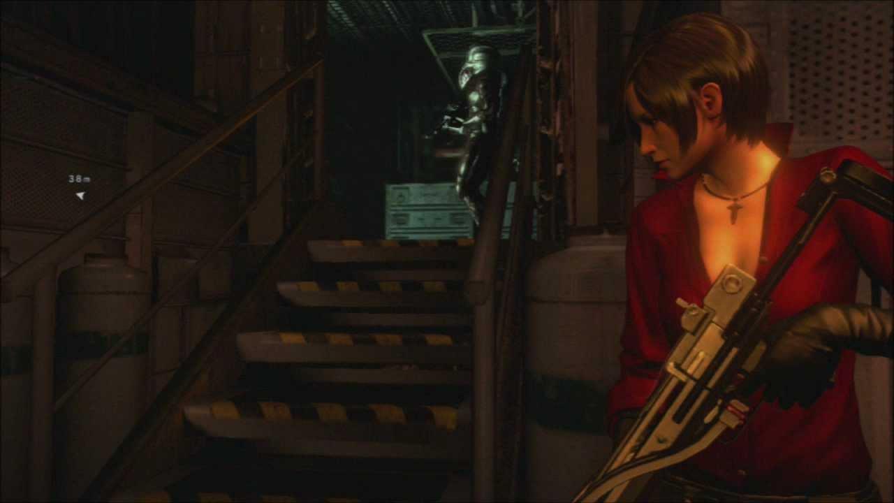 Resident Evil 6 Elicottero : Resident evil soundtrack submarine stealth alert
