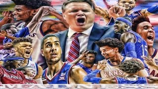 2017 Kansas Jayhawks NCAA Tourney Hype Video