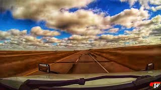 My Trucking Life - Have You Seen The Prairies Like This?? - #1531