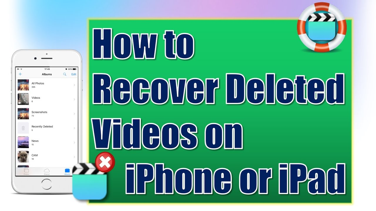 4 Ways to Recover Deleted Texts from Your