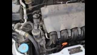 Шум из под капота Honda Fit L13A(, 2013-10-10T23:33:52.000Z)