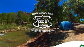 Mather Campground Grand Canyon National Park Arizona - 360 Video Tour 4K CampgroundViews.com