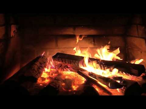 Original Fireplace Video in HD Quality - 60 Mins. Great Sound! Commercial Licensing Available.