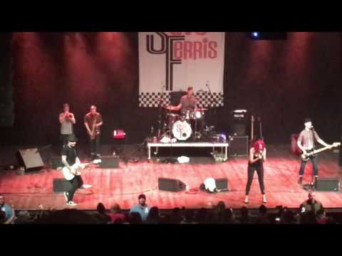Save Ferris- Come on Eileen Live 3/26/2017
