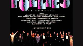 Follies in Concert, 1985- Buddy