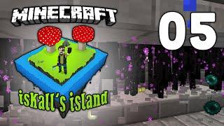 Iskall's Island - Vanilla Minecraft Lets Play - 5 - The Enderman Farm (1.9 Ready)