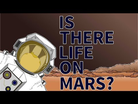 Is There Life On Mars? | The Advanced Apes | PBS Digital Studios