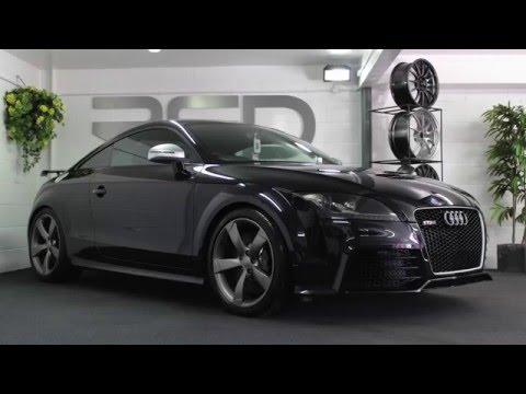 Audi Tt 2018 >> AUDI TT RS PHANTOM BLACK - YouTube