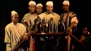 Kwame Nkrumah - Independence Speech (Colour) - Accra, 6th March 1957