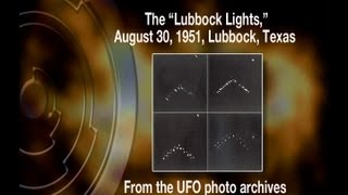 UFO Lubbock Lights August 30, 1951, Lubbock, Texas