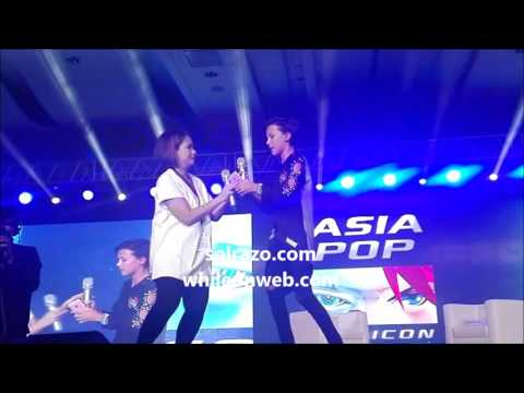 Millie Bobby Brown panel session at Asia Pop Comicon Manila