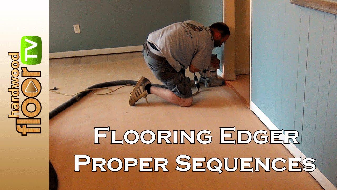 Details about  /FLIP Hardwood Floor Edger