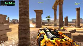 Serious Sam 3: BFE - Speedrun in 30:24 World Record (Tourist any%, Single-Segment)