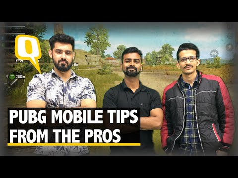 These PUBG Mobile Pros Have Some Chicken Dinner Tips For You | The Quint