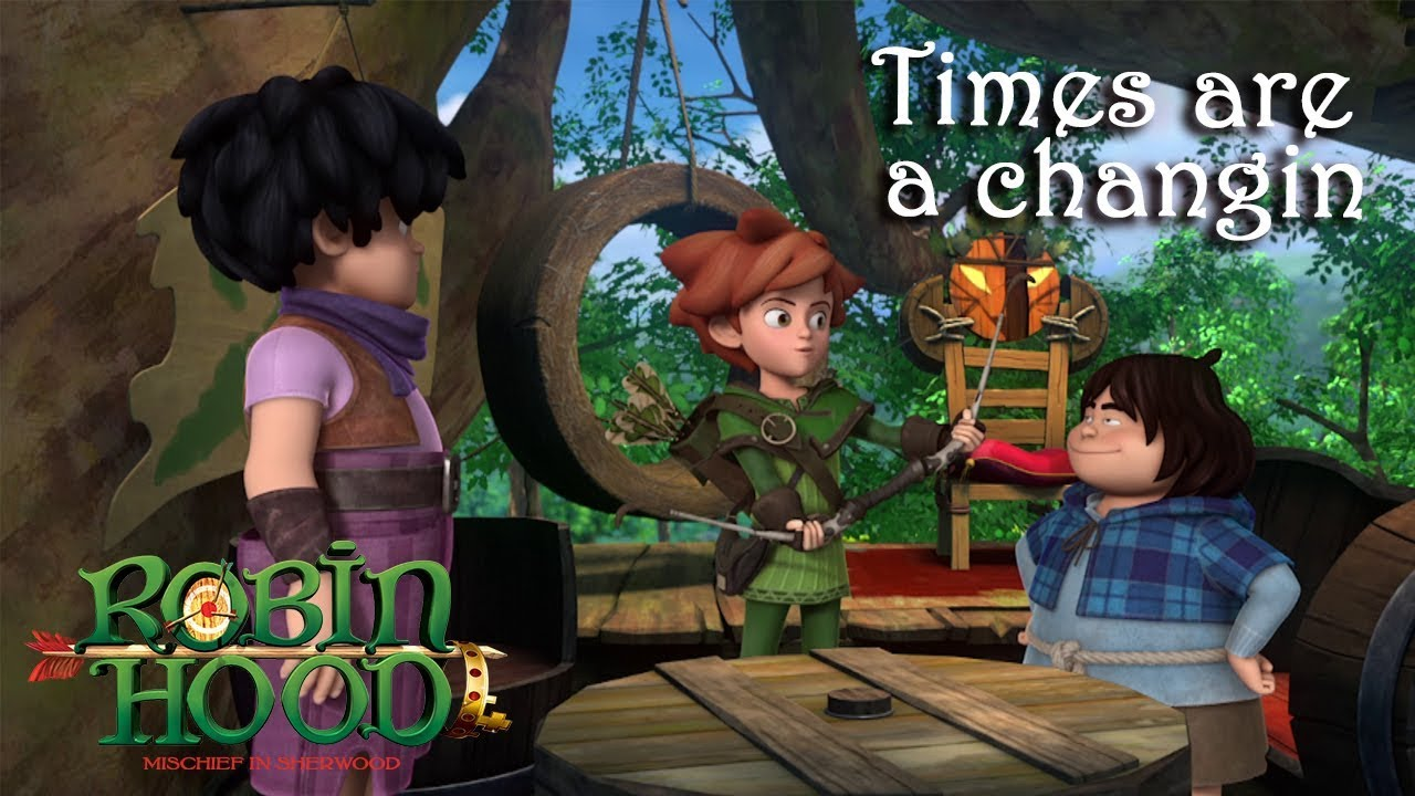 Download ROBIN HOOD - Times are a changin