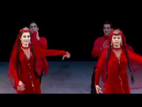 I Международный фестиваль армянских народных танцев