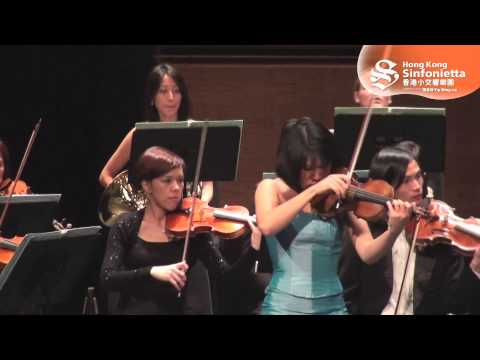 HKS North American Début 2012 - Chapter 4: Violinist Tianwa Yang
