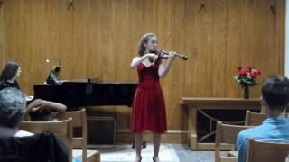 Video VKM plays Saint-Saëns violin concerto no. 3 in B minor, mvt. 3, Op. 61 download MP3, 3GP, MP4, WEBM, AVI, FLV Juli 2018