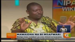 Bi Msafwari: Ni kweli wanaume humu nchini hawajui kuonyesha mapenzi?
