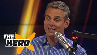 Hey Middle Tennessee State, Colin Cowherd has a message for you | THE HERD