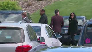 Private Memorial Service Held At Prince's Place Of Worship