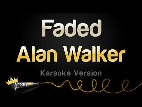 """Alan Walker - Faded  """"Pudar"""" (Karaoke Version)"""