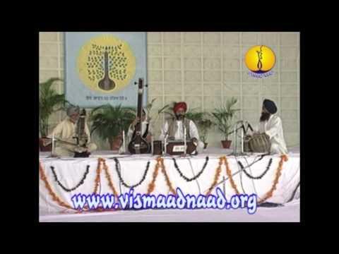 AGSS 1997 : Raag Asawari : Dr Darshan Singh Ji Narula