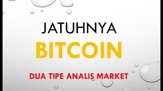 Jatuhnya Bitcoin dan Jenis Analis