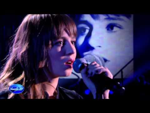 Pauline: Amoureuse - Top 7 - NOUVELLE STAR 2014