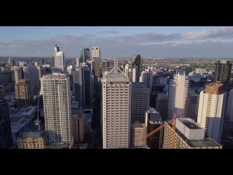 Brisbane City 4K by Drone - DJI Mavic Pro
